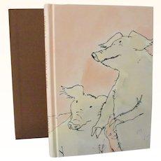 Animal Farm by George Orwell, Folio special edition 1984