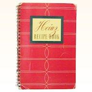 Heinz Recipe Book Cook Book 1939