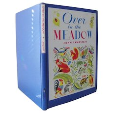 Over in the Meadow by John Langstaff 1957 1st edition
