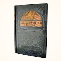 The Household Searchlight Recipe Book 1936 edition