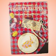 Ford Treasury of Favorite Recipes from Famous Eating Places  1959