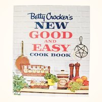 Betty Crocker's New Good and Easy Cook Book 1962