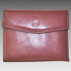 Di Lido Womens cowhide wallet
