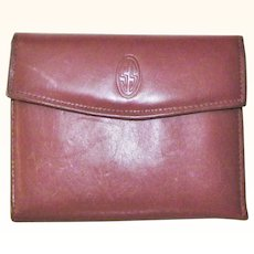 Di Lido Womens cowhide wallet
