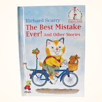 Richard Scarry's The Best Mistake Ever and other stories 1st Edition 1984