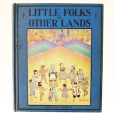 Little Folks of Other Lands Deluxe Edition 1943