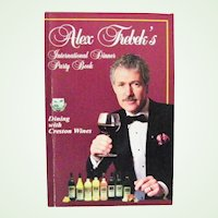 Alex Trebek's International Dinner Party Book