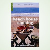 Beach House Cooking Cook Book
