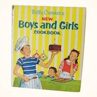 Betty Crocker's New Boys and Girls Cookbook