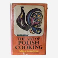 The Art of Polish Cooking 1968 first edition