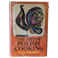 The Art of Polish Cooking 1968
