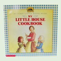 My Little House Cookbook  Laura Ingalls Wilder 1996 and Newsletter