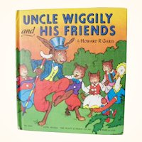 Uncle Wiggily and His Friends by Howard R. Garis