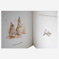 A Tale for Easter Tasha Tudor 1st Edition