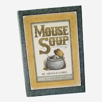 Mouse Soup by Arnold Lobel 1977 Great Condition