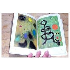 Joan Miro' Art Book