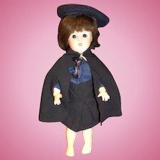 """Original G.L Bleuette Outfit """"Jeannette"""" Summer 1949/Winter 1950"""