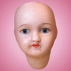 French old SFBJ mignonnette bisque head mold 301 3/0