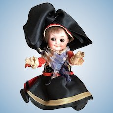 German Armand Marseille googly doll mold 323 size 8/0 7 1/2 inch