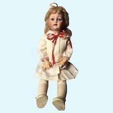 Unusual antique German Carl Harmus doll size 5