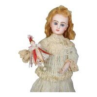 Cute small marotte for your antique doll!