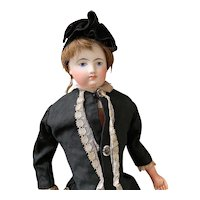 """Unusual French François Gaultier F2G fashion doll 18"""""""