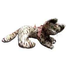 Lovely French old cat Le Jouet JPM  Paris 1950's