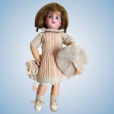 3-Piece French Crochet Dress for Bleuette doll