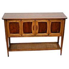 Mid-Century Modern Lane Credenza with bottom shelf very rare hard to find model
