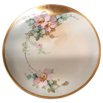 Ida Sommer signed hand painted plates