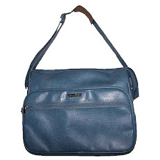 Samsonite Luggage Carry On Tote Blue