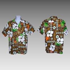Men's Size Medium Hawaiian Shirt