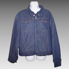 Men's Size 48 Jacket Montgomery Ward