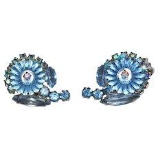 Juliana Blue Margarita Earrings Jewelry