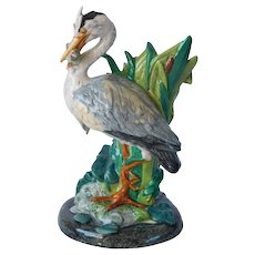 Minton Heron Limited Edition - Made in England
