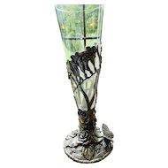 Garden Bouquet Pewter Vase - Made by Royal Selangor