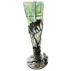 Garden Bouquet Pewter Vase - Made by Royal Selangor