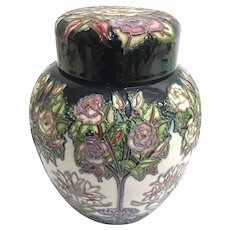 Limited Edition Romeo & Juliet Shakespeare Ginger Jar Designed by Rachel Bishop