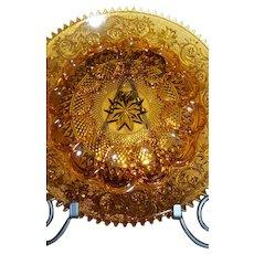 Amber Tiara Deviled Egg Platter