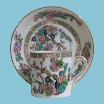 ca 1957-1972  Royal Grafton Bone China Demi-tasse Cup/Saucer