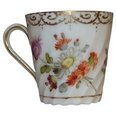 ca 1900 - 1916 R Klemm Dresden Miniature Cup