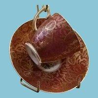 c. 1912 - 1950 Minton Demi-tasse Cup/Saucer