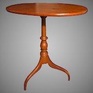 Antique 19th Century American Shaker Tea Table