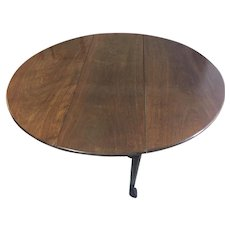 Antique 18th Century George III Dropleaf Dining Table