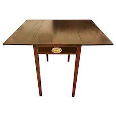 Antique 19th Century George III Mahogany Pembroke Table