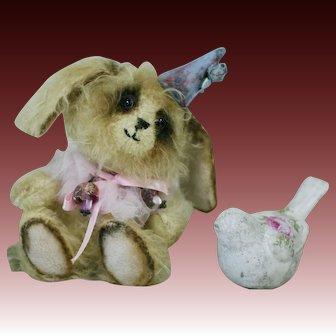I am a sweet and kind rabbit. I love everyone!