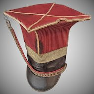 Antique Napoleonic Helmet Schapska Czapka 1st Polish Lancers Regiment Of The Imperial Guard