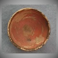 Authentic Ancient Greek Apulian Salt-Cellar Salt Dish 5th-4th Century BC