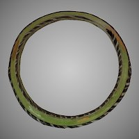 Ancient Roman Glass Bracelet Bangle 1st - 3rd Century AD