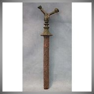 Ancient Bronze Sword Western Asiatic 10th - 7th Century BC